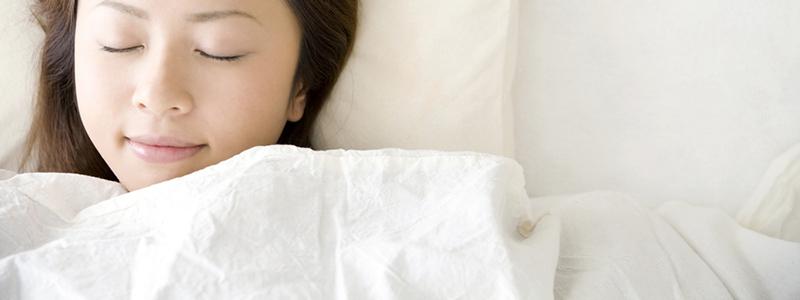 グリシンは快適な睡眠と美容の味方
