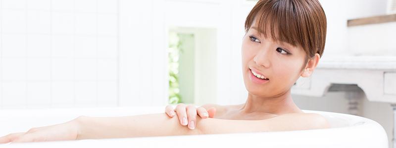 寝る前の習慣|入浴