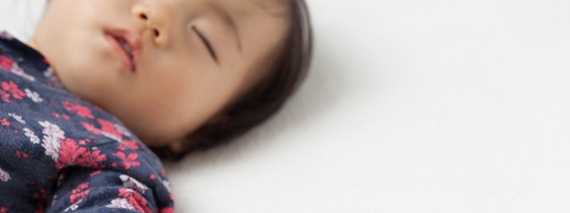 子供に必要な睡眠時間